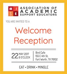 AASE Invite Welcome Reception