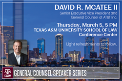 David McAtee Speaker Series