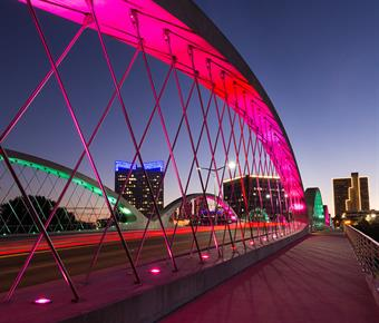 Fort Worth 7th Street Bridge